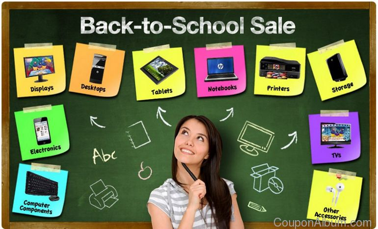 pc mall back to school-offer
