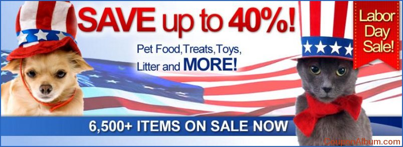 petfooddirect labor day sale