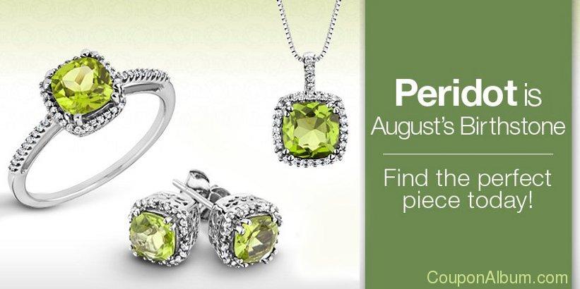 reeds jewelers peridot jewelry