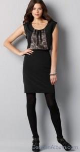 lace cap sleeve dress
