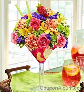 sangria bouquet