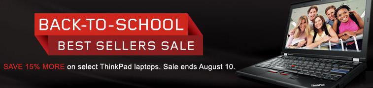 thinkpad back to school best sellers sale