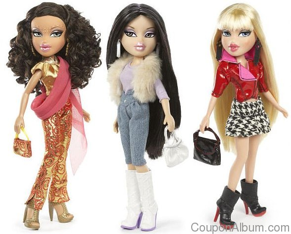 toys r us exclusive bratz dolls