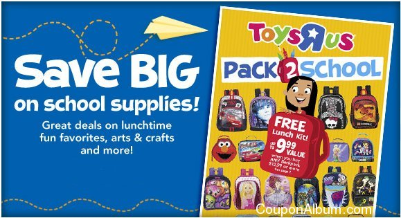 toys r us pack 2 school sale