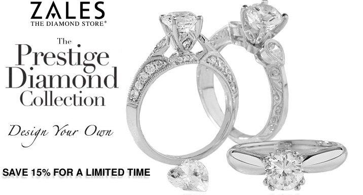 zales prestige diamond collection