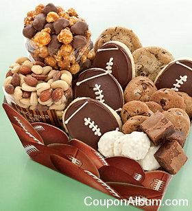 Cheryls Football Snack Box