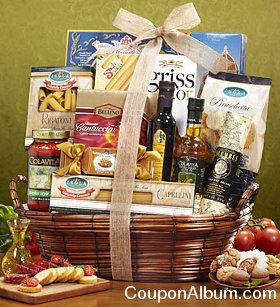 Cucina Rustica Italian Gift Basket