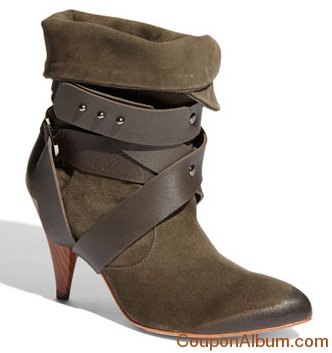 Mea Shadow Cassandra Ankle Boot