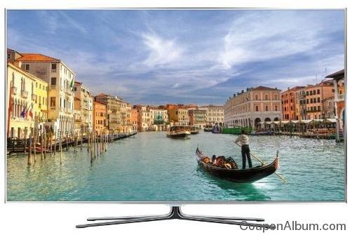 Samsung UN55D8000 3D LED-backlit LCD HDTV