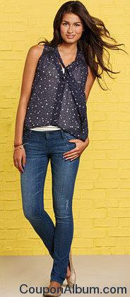 Taylor Low-Rise Skinny Jean
