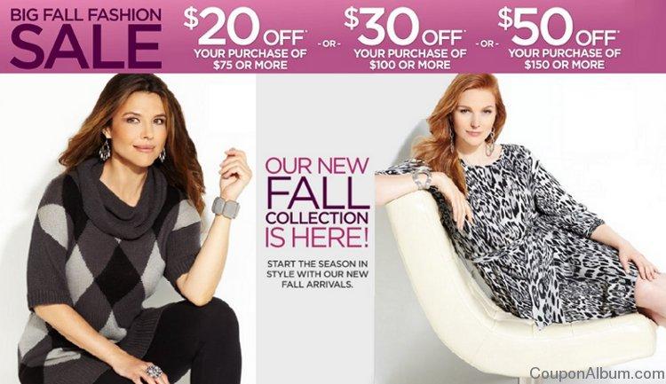 avenue fall clothing