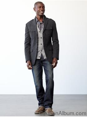 banana republic men outfit