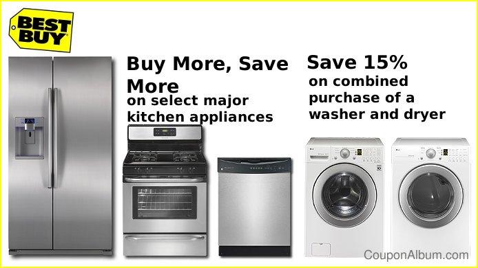 bestbuy discounts on appliances