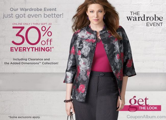 catherines wardrobe event