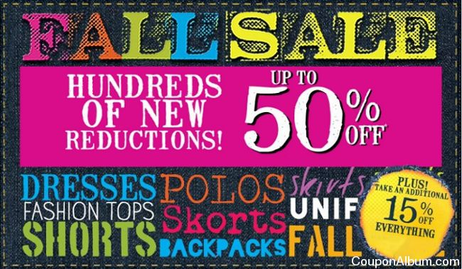 childrens place fall sale