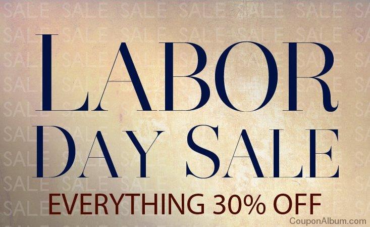 designer living labor day offer