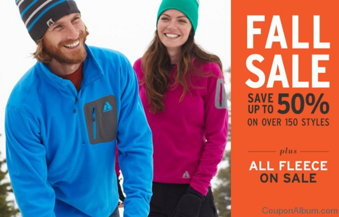 eddie bauer fall sale