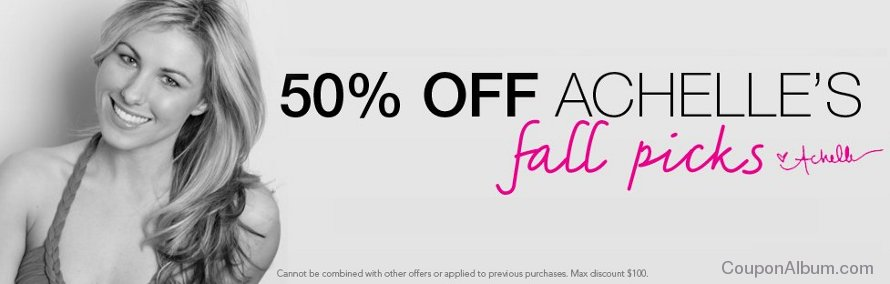 elf-achelle's fall picks offer