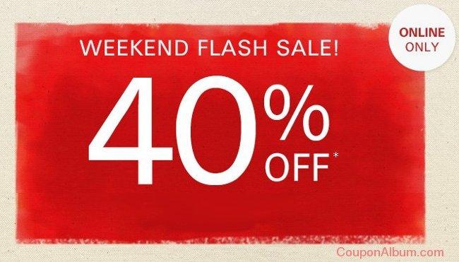 esprit weekend flash sale