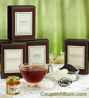 estate tea collection