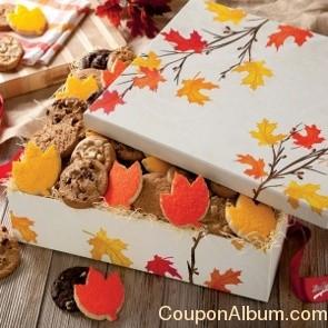 fabulous fall leaves box