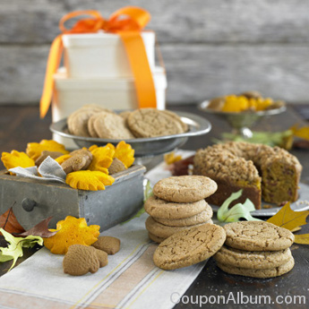 Fall Cake & Cookie Tower