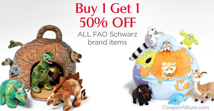 fao schwarz bogo offer