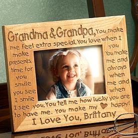 grandparents day photo frame