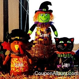 halloween treat jars