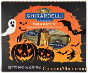 haunted halloween gift tote