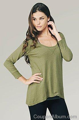 hemp blend sweatshirt