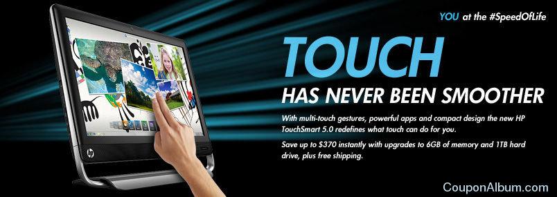 hp touchsmart 5.0