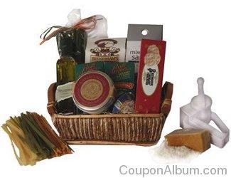 italian treasures gift basket