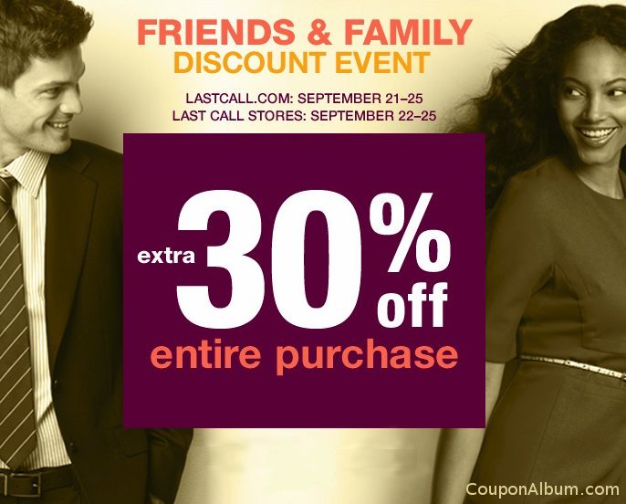 last call friends and family event