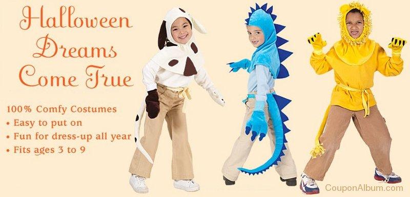 magic cabin halloween costumes