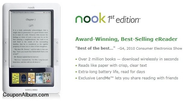 nook first edition wi-fi