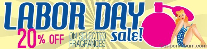 perfumania labor day sale