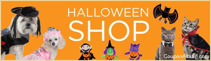 petco halloween shop
