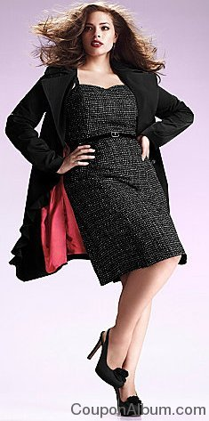 plus size fall dress