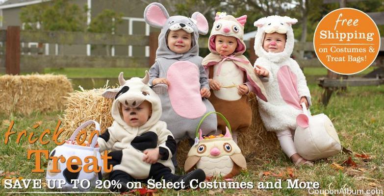 pottery barn kids halloween offer