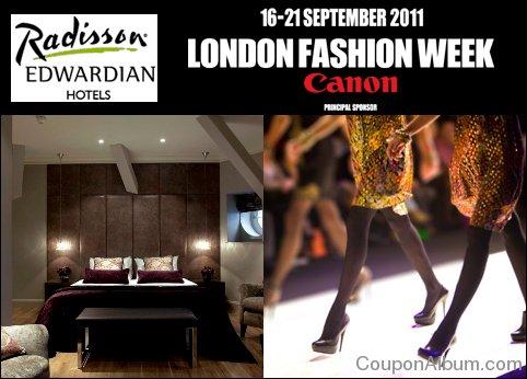 radisson edwardian london fashion week special