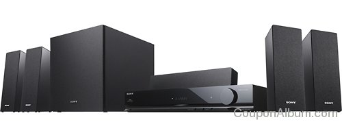 sony 1000w 5.1-ch home theater system