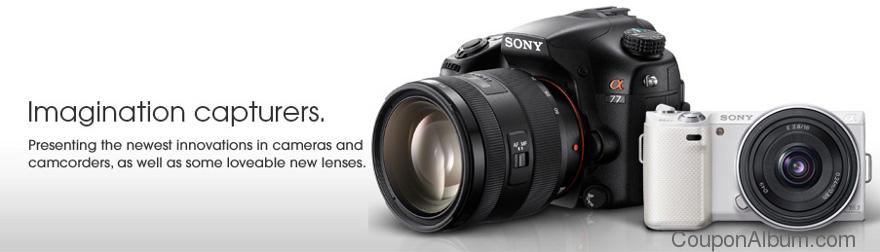 sony alpha camera and lens bundle