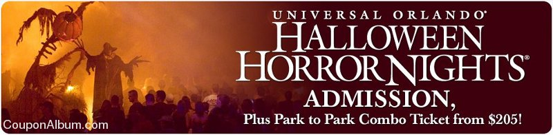 southwest vacations halloween horror nights tickets