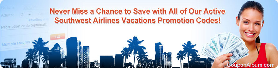 southwest vacations traveling deals
