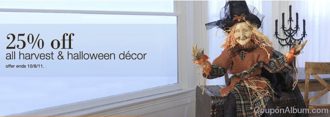 the great indoors halloween decor offer
