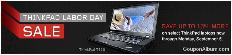 thinkpad labor day sale