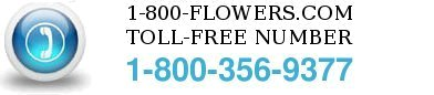1800FLOWERS toll-free number