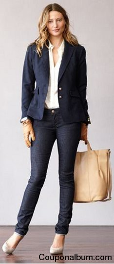 Banana Republic look 1