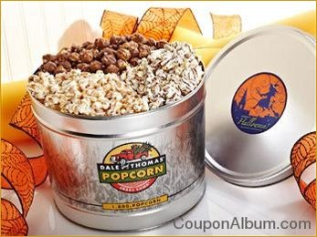 Halloween 2 Gallon Tin - Chocolate Lovers
